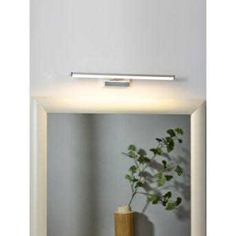 Lucide ONNO Applique LED Cromo, 1-Luce