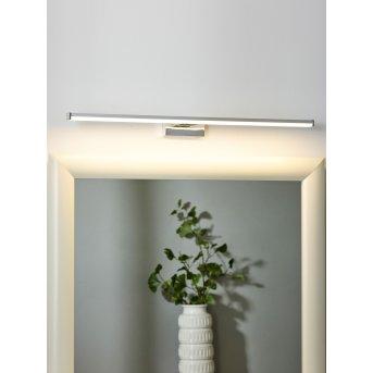Lucide ONNO Lampada da specchio LED Cromo, 1-Luce