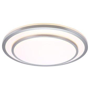 Brilliant Luciano Applique e plafoniera LED Alluminio, 1-Luce