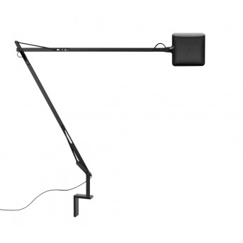 FLOS KELVIN Applique LED Nero, 1-Luce, Cambia colore