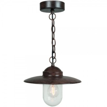Nordlux LUXEMBOURG Lampada a sospensione Ruggine, 1-Luce