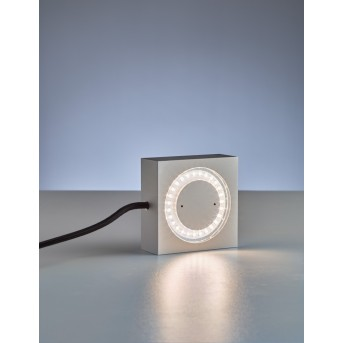 Tecnolumen Square Lampada decorativa LED Alluminio, 1-Luce