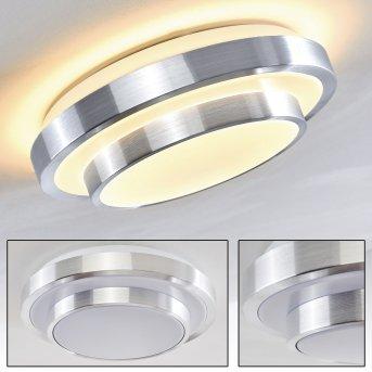 Sora Plafoniera LED Bianco, 1-Luce