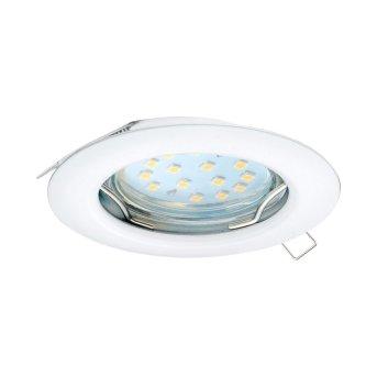 Eglo PENETO Lampada da incasso LED Bianco, 1-Luce