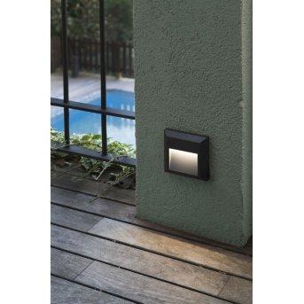 Faro Grant Applique per esterno LED Antracite, 1-Luce