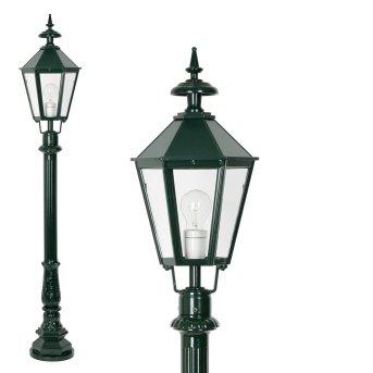KS Verlichting Koblenz Lampioncino Segnapasso Verde, 1-Luce