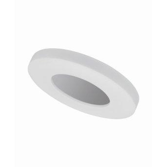 LEDVANCE SLIM DESIGN Plafoniera Bianco, 1-Luce