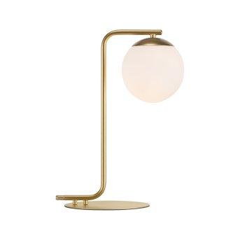 Nordlux GRANT Lampada da Tavolo Ottone, 1-Luce