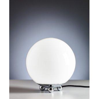 Tecnolumen AD 32 Lampada da tavolo Cromo, 1-Luce