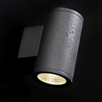 AEG ARGO Applique per esterno LED Antracite, 2-Luci