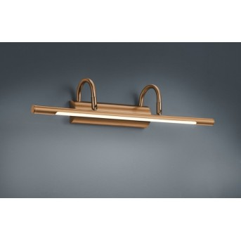 Trio 2252 Applique LED Ottone, 1-Luce