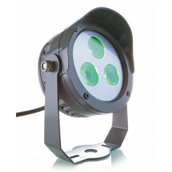 Deko Light POWER SPOT Faretto per esterno LED Antracite, 1-Luce