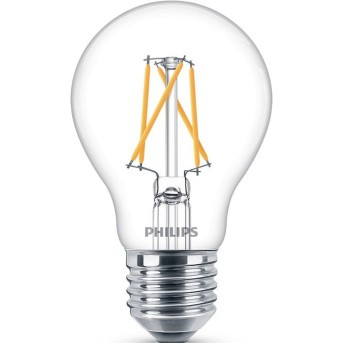 Philips LED E27 5,5 W 2700 K 470 Lumen