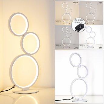 Rodekro Lampada da Tavolo LED Bianco, 1-Luce