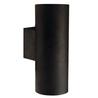 Nordlux TIN Applique da esterno Nero, 2-Luci