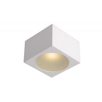 Lucide LILY Plafoniera da esterno Bianco, 1-Luce