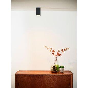 Faretto da soffitto Lucide DELTO LED Grigio, 1-Luce