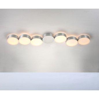 Bopp TOUCH Plafoniera LED Alluminio, 6-Luci