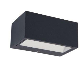 Applique da esterno Lutec GEMINI LED Antracite, 1-Luce