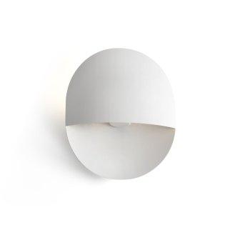 Faro Barcelona Eres Applique Bianco, 1-Luce