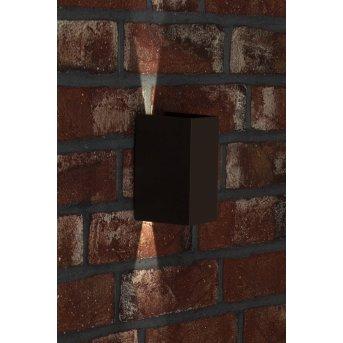 AEG ADAPT Applique per esterno LED Antracite, 2-Luci