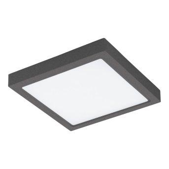 EGLO connect ARGOLIS-C Plafoniera LED Antracite, 1-Luce