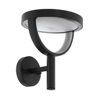 EGLO connect FRANCARI-C Applique LED Nero, 1-Luce