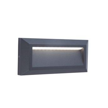Applique da esterno Lutec HELENA LED Antracite, 1-Luce