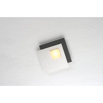 Bopp PIXEL Plafoniera LED Nero, 1-Luce