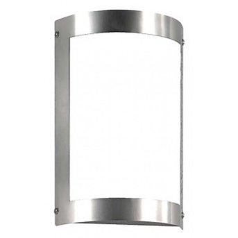 CMD Aqua Marco Applique Acciaio inox, 1-Luce