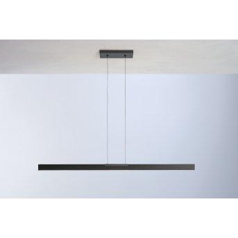 Bopp NANO Lampada a Sospensione LED Antracite, 2-Luci