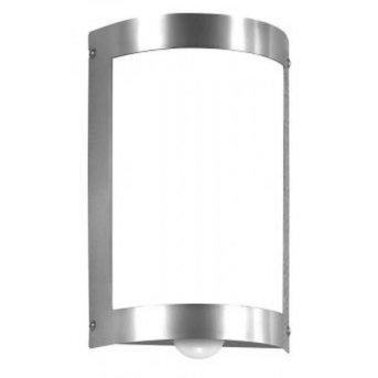 CMD Aqua Marco Applique Acciaio inox, 1-Luce, Sensori di movimento