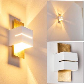Tora Applique Oro, 1-Luce
