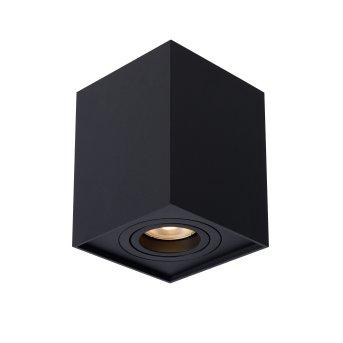 Lucide TUBE Faretto da soffitto Nero, 1-Luce