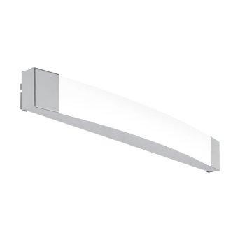 Eglo SIDERNO Lampada da specchio LED Cromo, 1-Luce