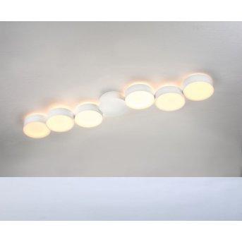 Bopp TOUCH Plafoniera LED Bianco, 6-Luci