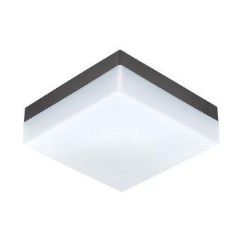 Eglo SONELLA Plafoniera LED Antracite, 1-Luce