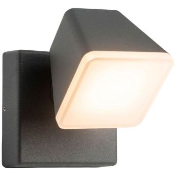 AEG Isacco Applique da esterno LED Antracite, 1-Luce