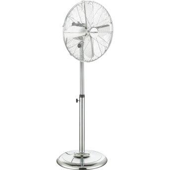 Globo Van Ventilatore Cromo