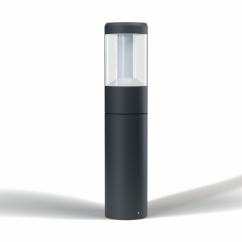 LEDVANCE SMART+ Lampada con piedistallo Grigio, 1-Luce, Cambia colore