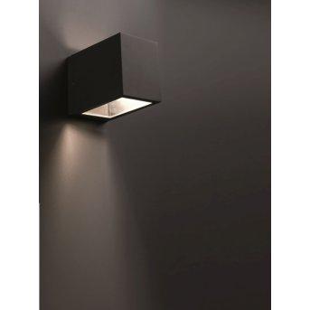 Faro Lacre Applique per esterno Antracite, 1-Luce