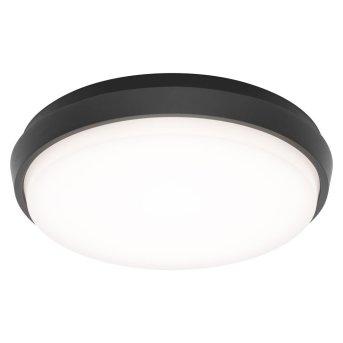 Plafoniera da esterno LCD TYP 5067 LED Nero, 1-Luce