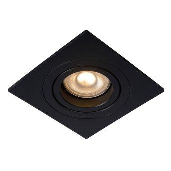 Lucide TUBE Faretto da incasso Nero, 1-Luce
