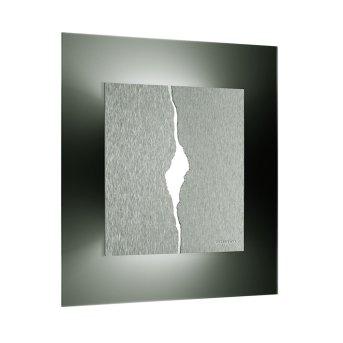 Grossmann CANYON Applique e plafoniera LED Alluminio, 2-Luci