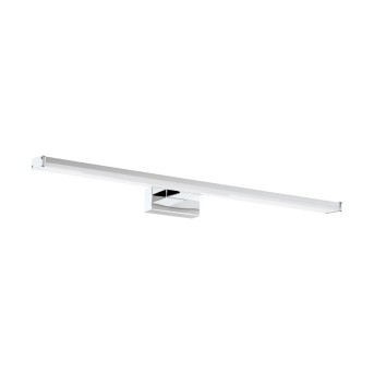 Eglo PANDELLA 1 Applique LED Cromo, 1-Luce