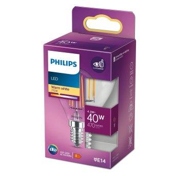 Philips LED E14 4 Watt 2700 Kelvin 470 Lumen