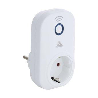 EGLO CONNECT PLUG PLUS Presa elettrica Bianco, 1-Luce
