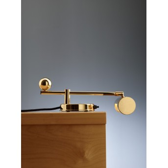 Tecnolumen DS 28 Lampada da tavolo Ottone, 1-Luce