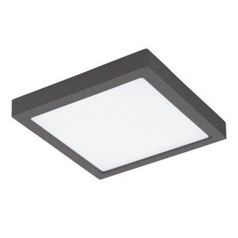 Eglo ARGOLIS Plafoniera LED Antracite, 1-Luce