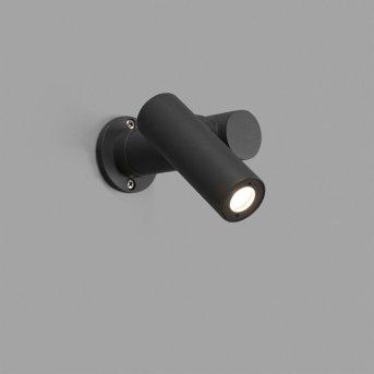 Faro Barcelona Spy-1 Applique Grigio, 1-Luce